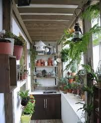 Image result for ideas para decorar balcones cerrados
