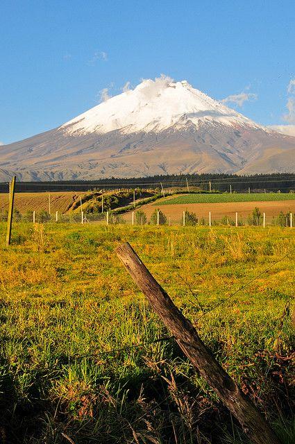 Volcán Cotopaxi Ecuador                                                                                                                                                                                 Plus