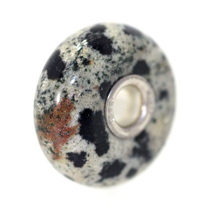 Trollbeads Gallery - Summer Stone Dalmatian: With a Twist 03, $31.00 (http://www.trollbeadsgallery.com/summer-stone-dalmatian-with-a-twist-03/)