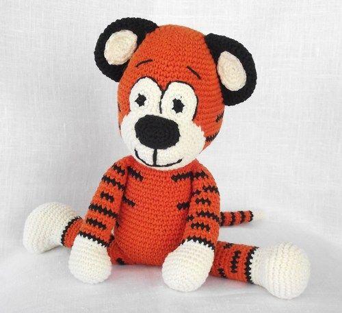Big Cat Amigurumi : 17 Best images about crochet Big Cats on Pinterest ...