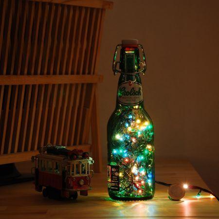 Grolschbottle Lamp, Tasarım, Cam Şişe Dekoratif Lamba