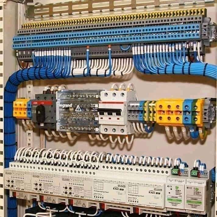 Pin By Electrical Technology On Electrical Technology Electrical Installation Electrical Projects Electrical Wiring