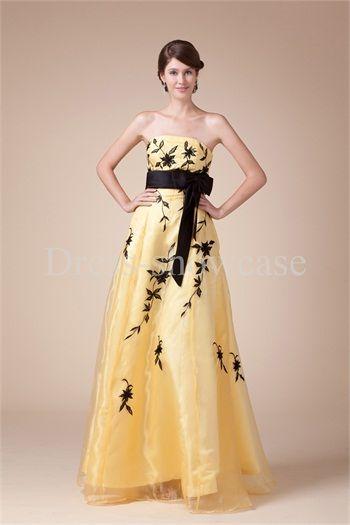 yellow dress john leis gifts
