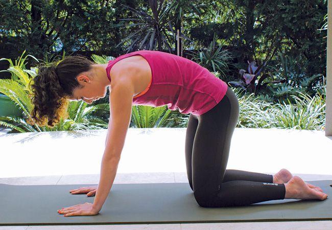 6 yoga exercises for back pain & discomfort - Women's Health & Fitness
