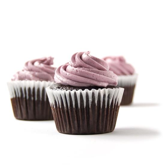 Lavender Cupcake #vegan