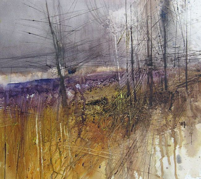 David Parfitt #tree #landscape #art