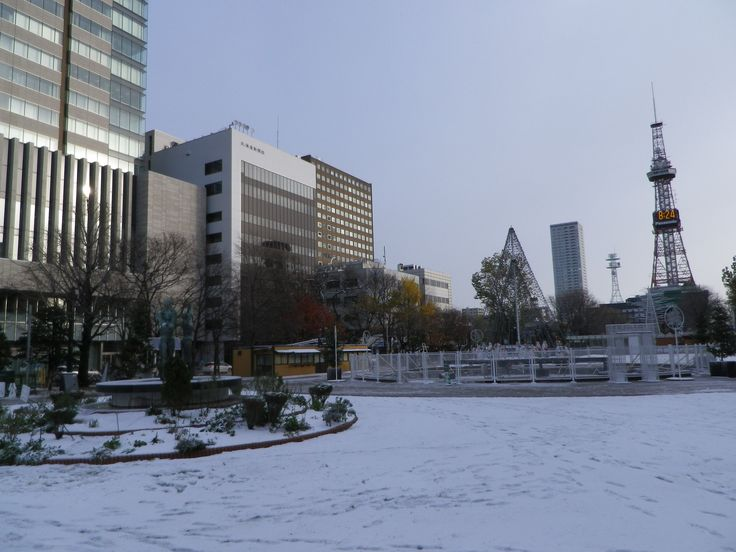 Odori Park 大通公園