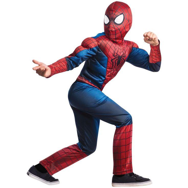 Boys Spiderman Halloween Costumes #Halloween #Halloweencostumes #Halloweenideas #Halloweendecor #halloween2014 #halloweencostumes2014