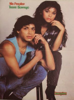 jesse borrego, nia peeples | Kids From Fame Media: Nia Peeples & Jesse Borrego Greek Kacepiva ...