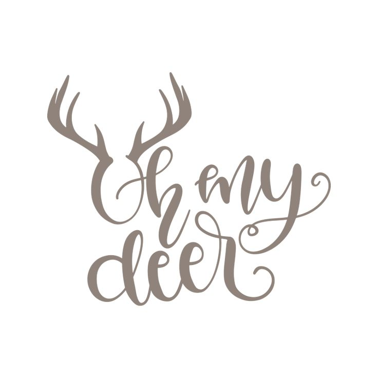 Download Oh my deer 4337 free svg svg files for cricut