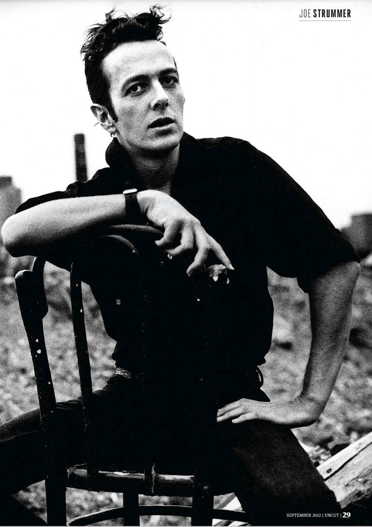 Joe Strummer                                                                                                                                                      More