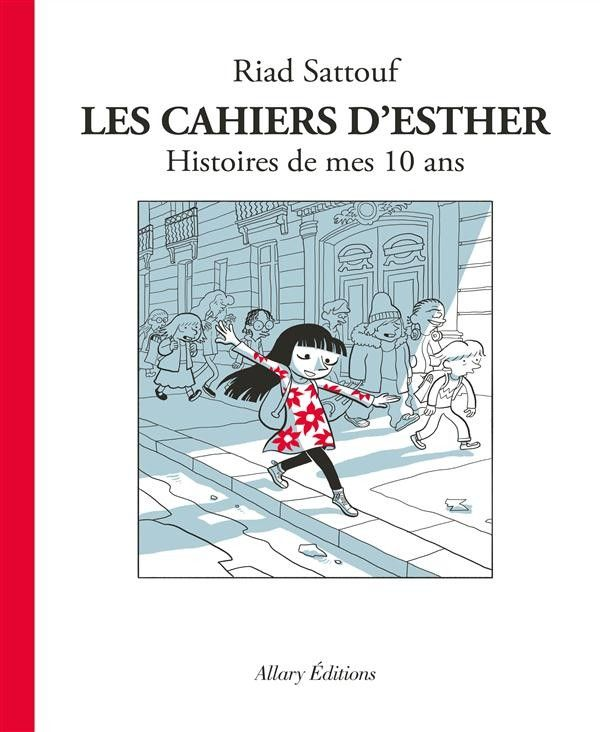 Riad Sattouf > Les cahiers d'Esther