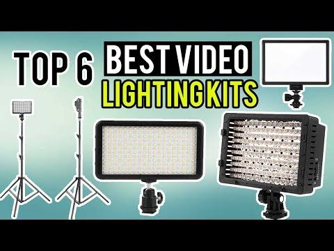 Looking for the Best video lighting kits? Reviews vid has honest ratings and reviews on Best Lighting Kit for Photography And Video from the neutral experts, so without any kind of Hesitation, you can trust our review. https://youtu.be/QNCXiwlyiE0