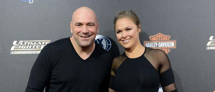 InfoNavWeb                       Informação, Notícias,Videos, Diversão, Games e Tecnologia.  : Dana White desmente boatos sobre Ronda Rousey esta...