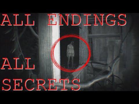 ALL ENDINGS / SECRETS + STORY ANALYSIS RESIDENT EVIL 7: BEGINNING HOUR - YouTube