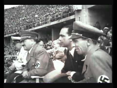 Jesse Owens, Hitler reaction    Love watching how Jesse did something that no one else could do -  got under Hitler's skin....    music Time by Hans Zimmer