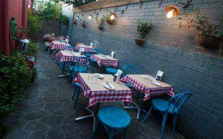 Courtyard at Mad Pizza Newtown, Newtown | Venuemob