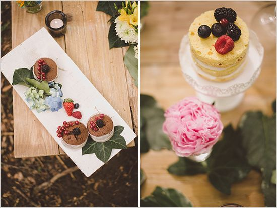 delicious dessert bites