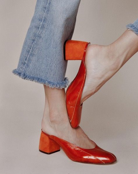 These look like they'd be hard to walk in but I love them nevertheless. x