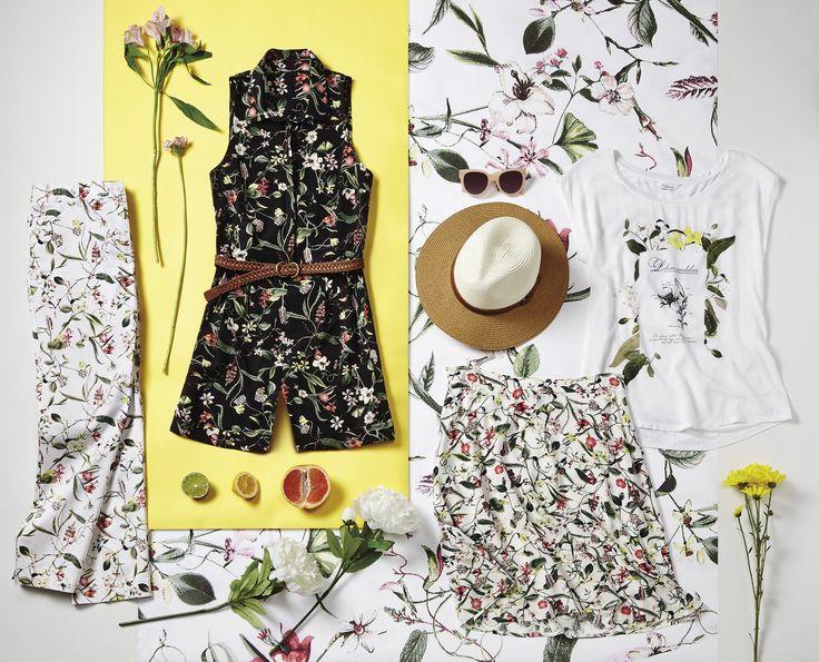 In full bloom- Summer style