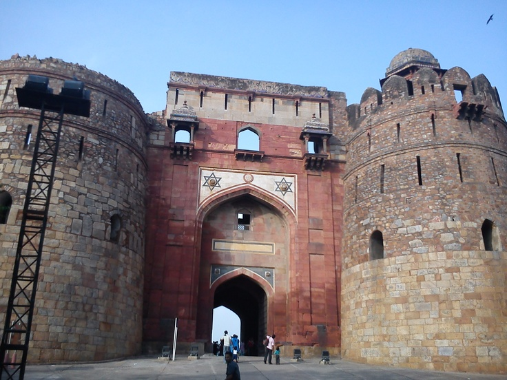 Old Fort New Delhi , Great Place to be there.....