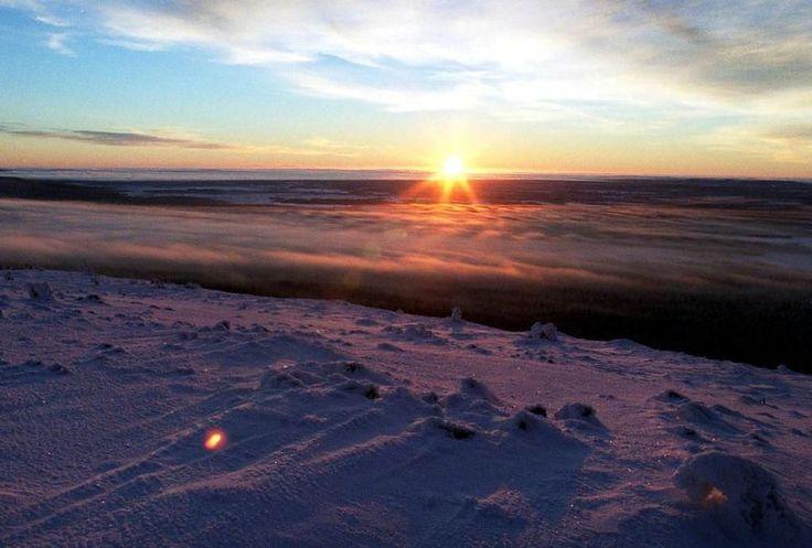 Tämän päivän jälkeen päivä alkaa pidentyä. Kesä ja pihasuunnittelu mielessä www.lasipaviljonki.fi