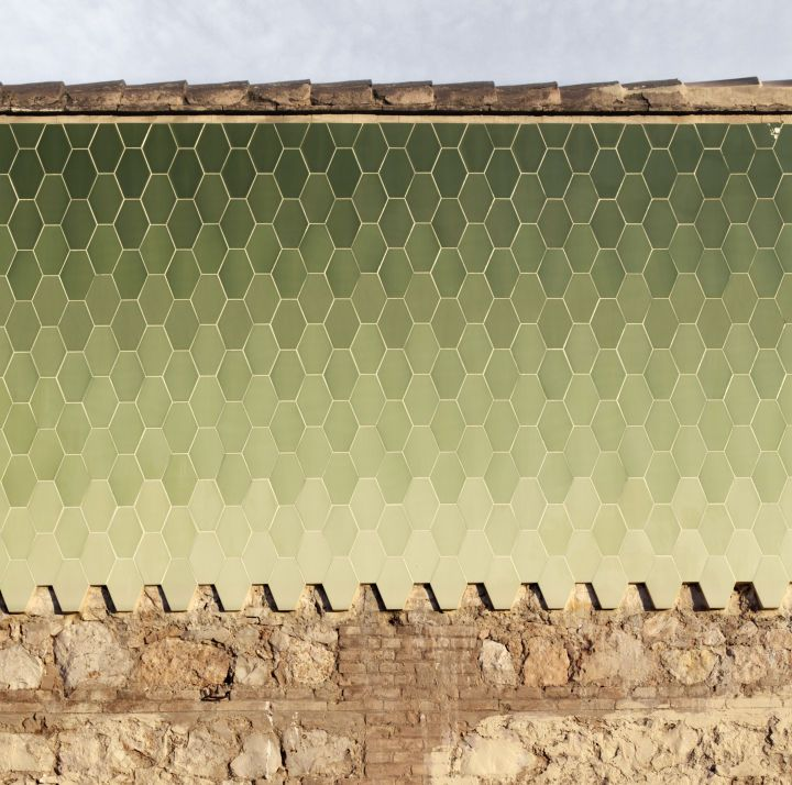 #Architecture in #Spain - #Cemetery by Ines Garcia Clariana