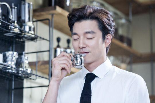 Gong Yoo is still the Coffee Prince: Kanu Coffee