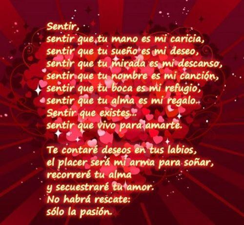 Tarjetas Con Poemas Cortos de Amor Para Compartir!!