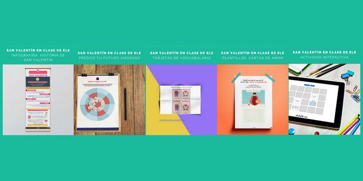 ❤️️¿Tienes ya todas las actividades de #SanValentín?❤️️    🖼️ Infografía con la historia de San Valentín  🔮 Actividad para practicar el futuro  🃏Tarjetas de vocabulario  💌 Plantilla para crear cartas  🖥️ Actividad interactiva de vocabulario    👉 http://abcdeele.com/category/san-valentin/  ¡Todo en el blog!