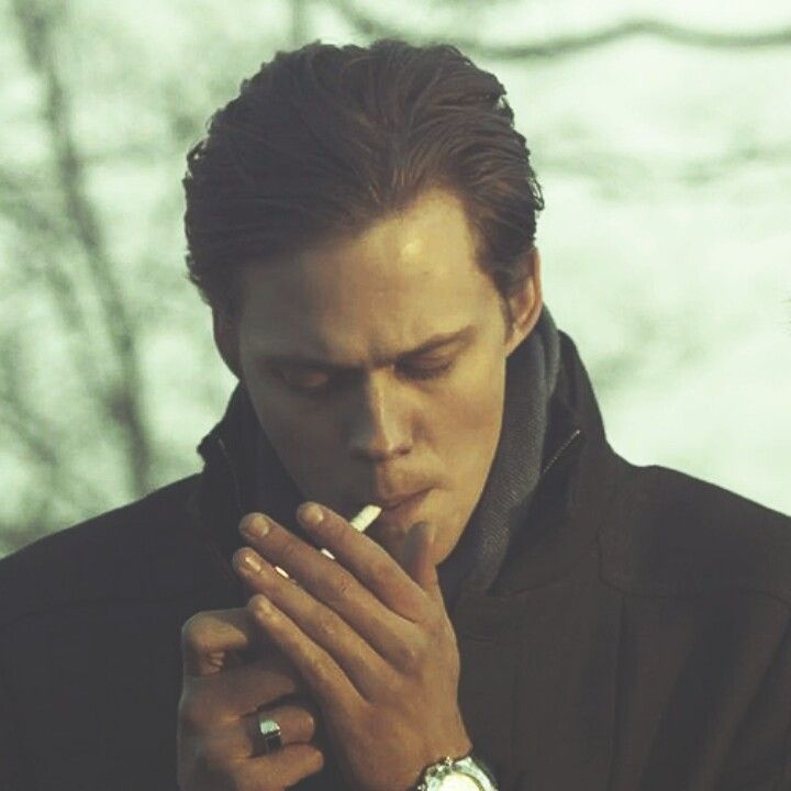 Bill Skarsgard, the most creepily georgous man ever
