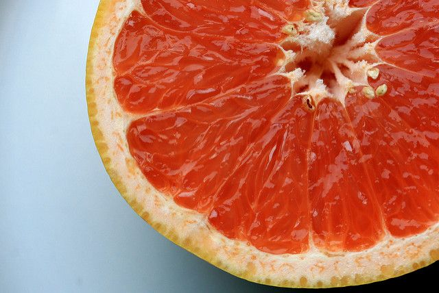 Would Glorious Spiced Grapefruit Cheer Up Your Happy Day?