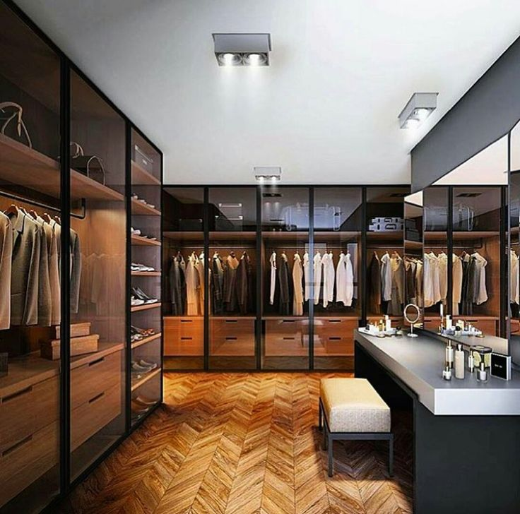 #closet #wardrobe #dressingroom #luxury