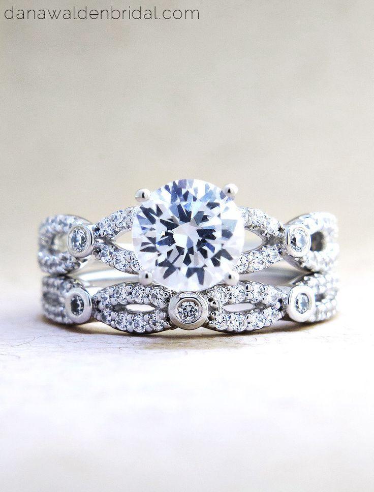130 best diamond engagement rings images on Pinterest Diamond