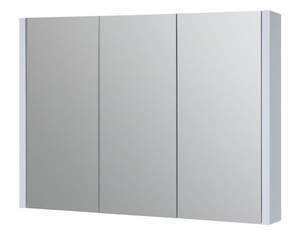 Harma-Peilikaappi Harma Serena 900x120x650mm, valkoinen-4
