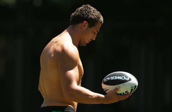 South Sydney Rabbitohs Training Session  http://footyboys.com
