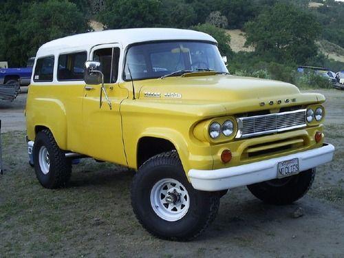 Dodge Power-Wagon