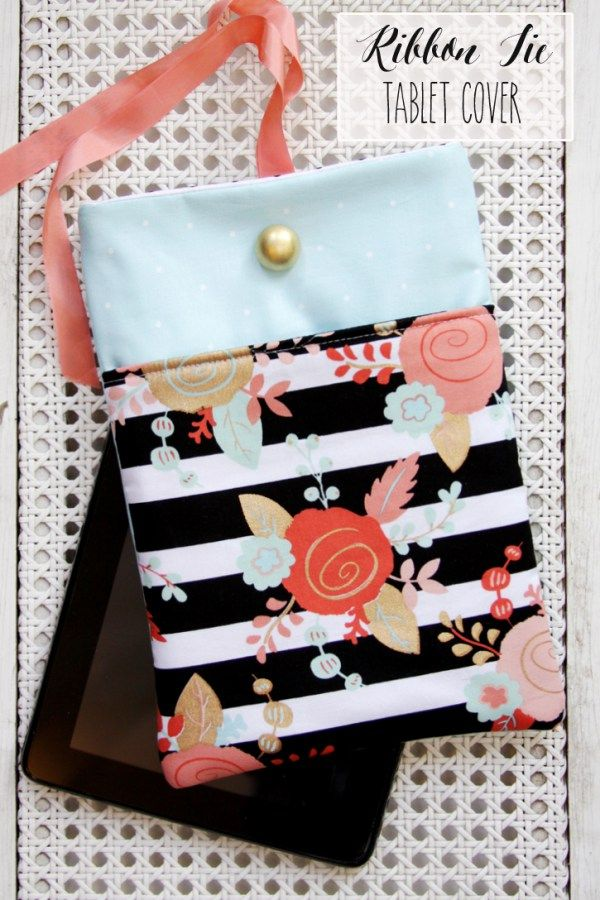 Diy Ribbon Book Cover : Best ideas about tablet cover on pinterest diy bags