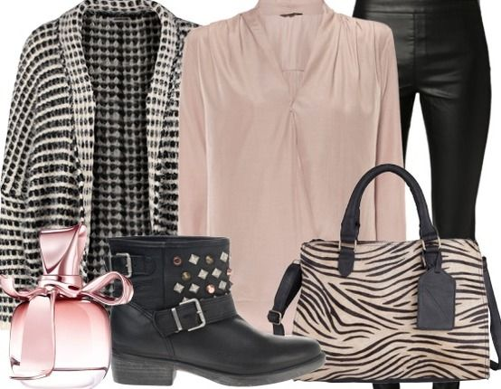 Casual Chic! - Avond Outfits - stylefruits.nl