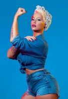 Amber Rose Talks Feminism with 'PAPER' | Highsnobiety