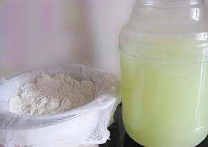 удобрение молочной сывороткой
