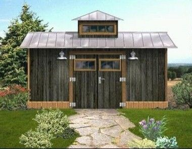 The Classic - traditional - sheds - - by Artisan Sheds