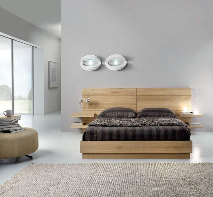 Bien connu Oltre 25 fantastiche idee su Camera da letto in rovere su  QP45