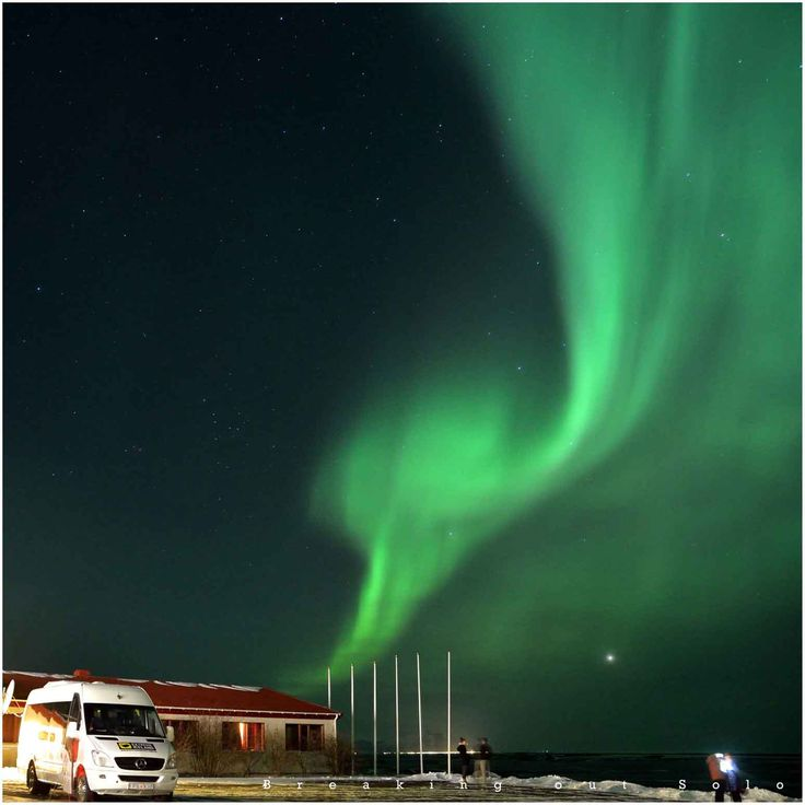 Winter Iceland and the search for aurora - Part IV