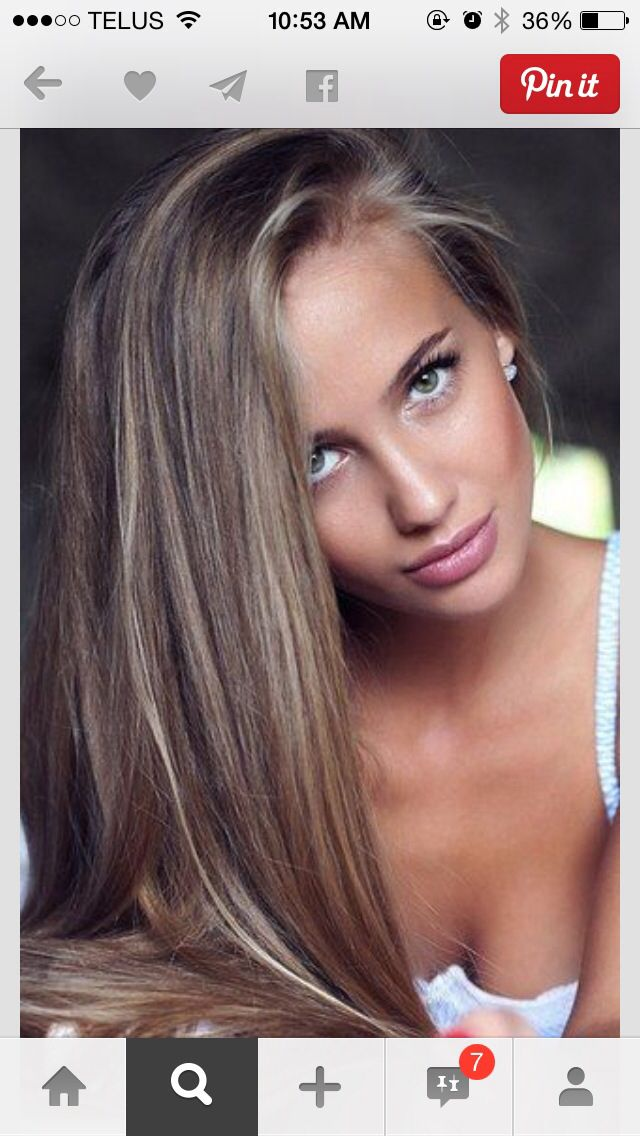 Highlights On Natural Hair Pinterest