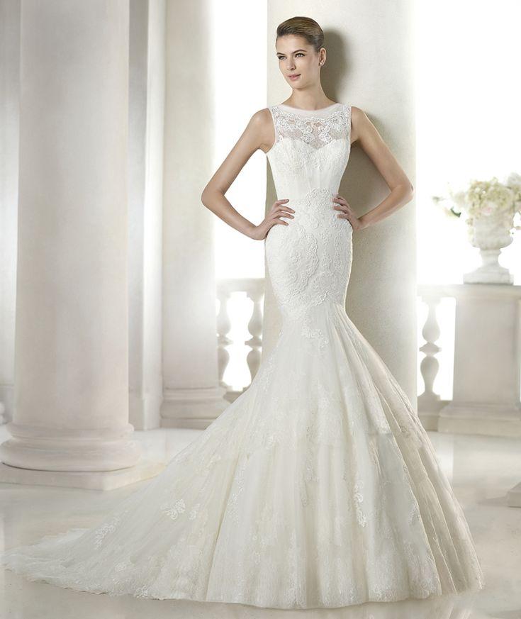 193 best Bridal st patrick images on Pinterest | Hochzeitskleider ...