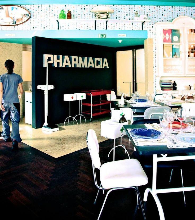 Restaurante Pharmacia | Lifecooler - Viagens e lazer em Portugal