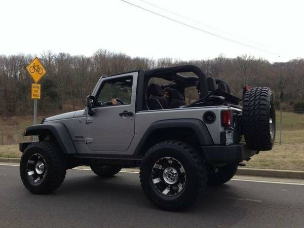 Make: Jeep Model: Wrangler Year: 2013 Body Style: 4WD/SUVs Exterior Color: Gray Interior Color: Black Doors: Two Door Vehicle Condition: Excellent Please contact: 615-290-3522 For More Info Visit: http://UnitedCarExchange.com/a1/2013-Jeep-Wrangler-734922425729