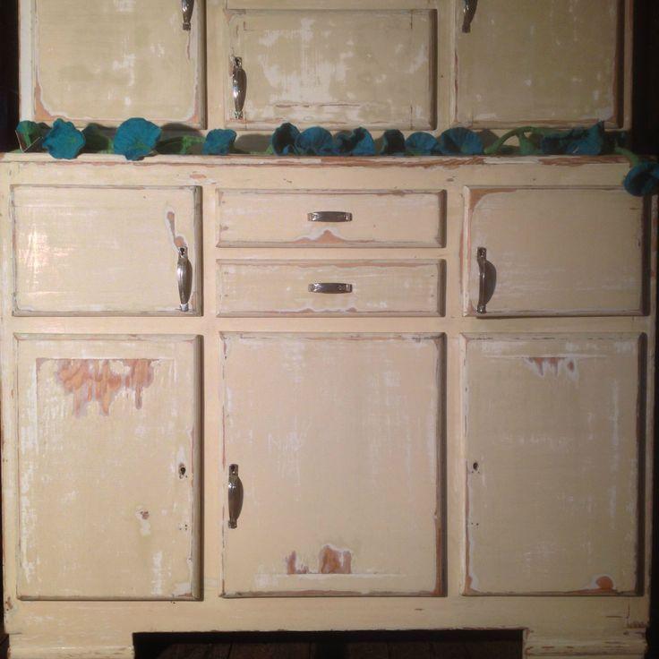 17 best images about kitchen dresser remake on pinterest for Kitchen remake ideas