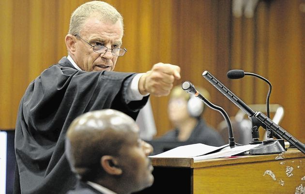 The Oscar Pistorius murder trial Day 30